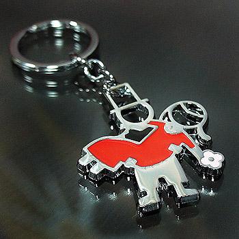 金屬雕刻-鑰匙圈